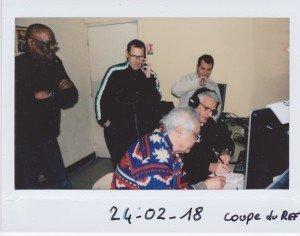 Coupe du REF 24-02-18