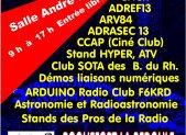 20e SALON RADIO de la BEDOULE (RAPPEL)